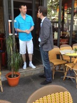 Terrain bd Diderot - 2 juin 2012