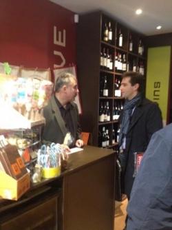 Rencontre commerçants av Daumesnil (24/11/12)