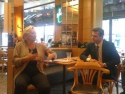 Café-politique avec Catherine Morin-Desailly (15 j