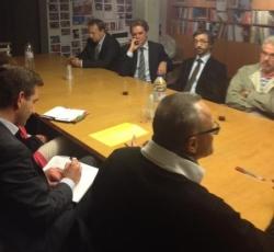 Les entretiens du 12eme (15 oct 2012)