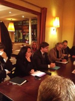 Lancement UDI 12eme (12/11/12)