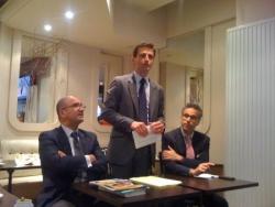 Réunion sur le commerce de proximité dans le 12eme (9 mai 2011)