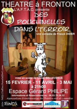 """Saison 2007/2008 : """"Des Polichinelles dans l'Terroir"""""""