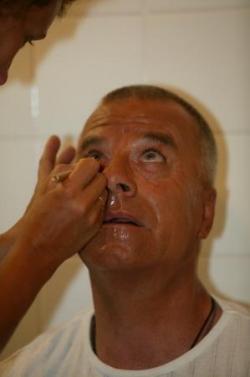 Maquillage Dominique