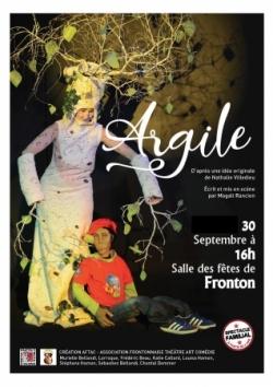 """Saison 2018 : """"Argile"""""""