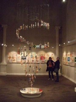 Exposition MOT à MOT, Musée de Tessé