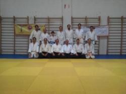 cours aikido avec mr ezzedine toumi a Sfax