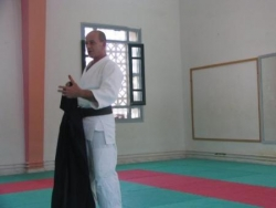 Nebi vural sensei stage aikido sousse avril 200