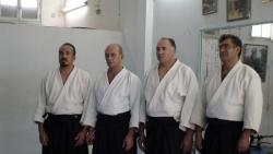 nebi vural aikido tunisian seminar