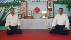 Notre stage aikido a Skikda (algerie )avec Mickaël
