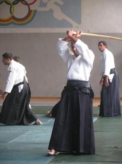 Stage aikido nebi vural sensei bulgarie