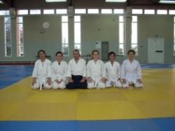 Stage aikido avec federation tunisienne de judo