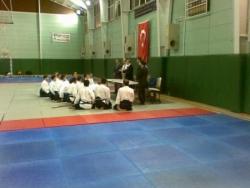 notre stage aikido a Ankara-2008