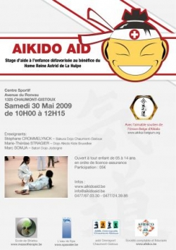 aikido aid belgique