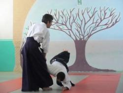gilbert maillot stage aikido en tunisie
