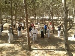 stage aikido avec ruben varona de sabadell