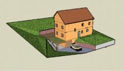 Projet maison en paille