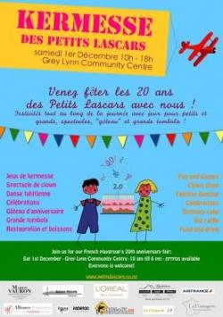 Kermesse - 20 ans des Petits Lascars