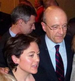 Avec Alain JUPPE
