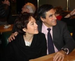 Avec François FILLON