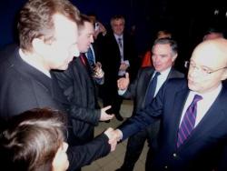 Avec Alain JUPPE et Bernard ACCOYER