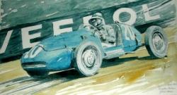 Racer monomil Panhard