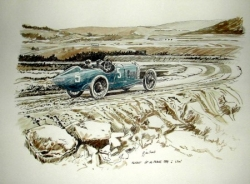 Peugeot GP de France 1914