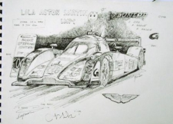 Croquis 24 H LM 2010