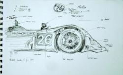 Acura Honda LMP2