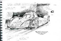 Aston martin n°008