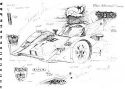 Lola Dryson Racing