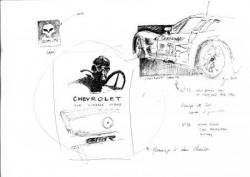 Chevrolet Corvette n°73 pesage LM 2011