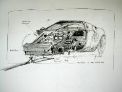 Ford GT 40 Le Mans Legend 2007
