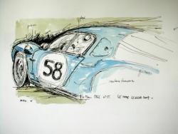 Alpine Le Mans Legend 2007