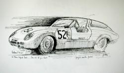 Panhard Monopole Le Mans Legend 2007