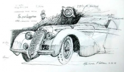 Alfa Roméo 8C