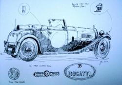 Bugatti Lm Classic 2010