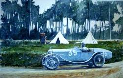 Salmson Le Mans 1928
