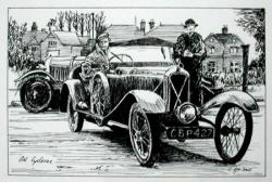 Cyclecar GN années 20