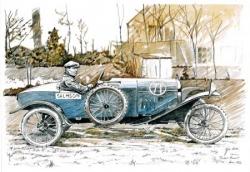Robert Benoist 1922