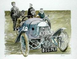 Morgan 3 roues