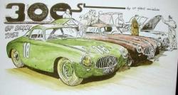 Mercedes 300SL GP de Berne 1952