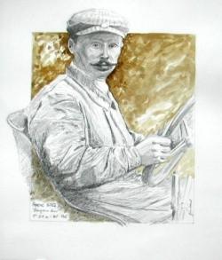 Le vainqueur Ferenc