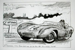 Ferrari 250 TR Le Mans 1958
