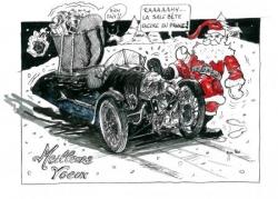 Le Darmont du Père Noël
