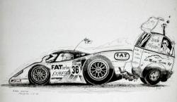 Dauer Porsche LM 1994