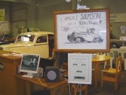 Cabriolet Salmson