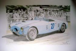 Salmson 2300S LM 1955