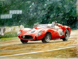 Ferrari 250 TR 1ère LM 1958