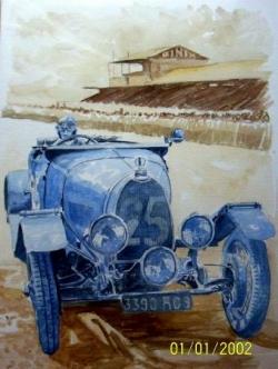 Bugatti Mme Siko